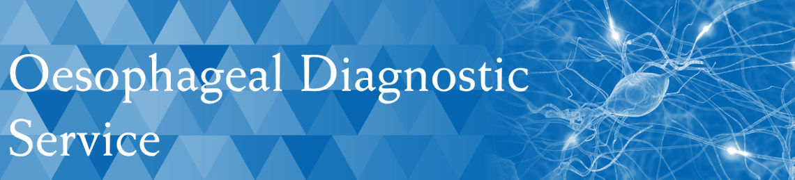 Oesophageal Diagnostic Service