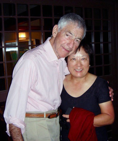 Frank and Kazuko De Angeli